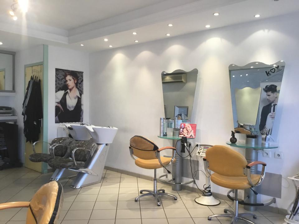 Coiffure mixte reprendre bassin de vie bourg en bresse ain 011a0151 transentreprise - Salon de coiffure bourg en bresse ...