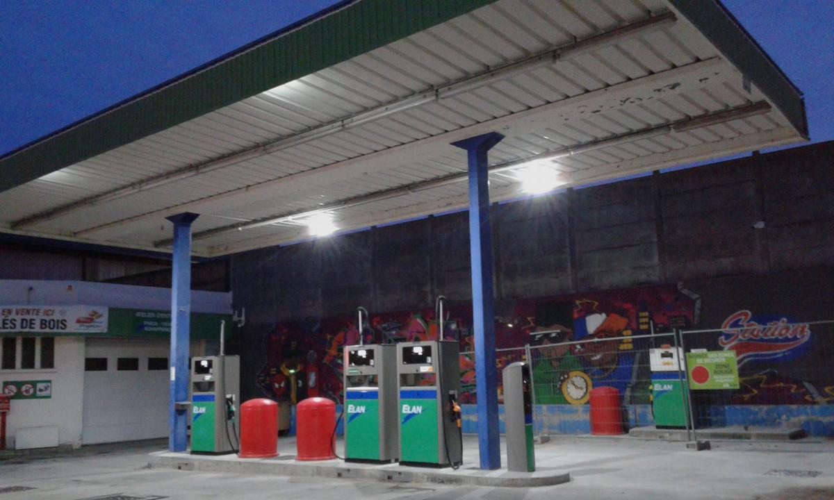 Station service atel entretien auto reprendre for Garage automobile montlucon