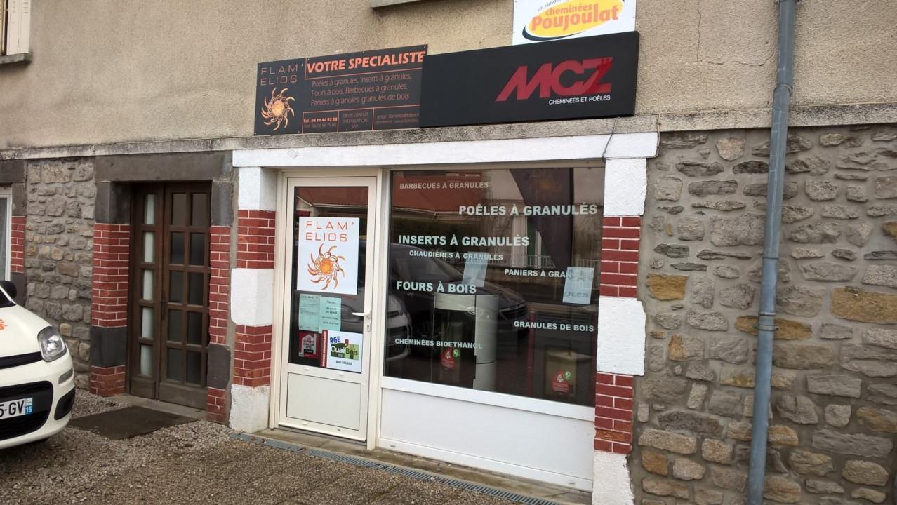 Installateur Climatisation Puy De Dome poeles a granules vente-installation à reprendre - mauriac