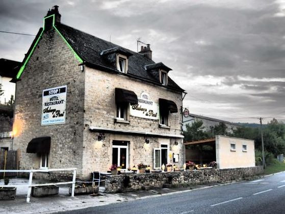 Hotel Restaurant Le Pont D Or Aveyron