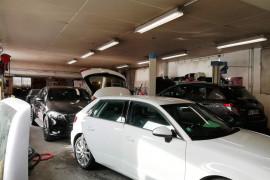 A reprendre fonds de commerce CARROSSERIE MECANIQUE AUTOMOBILE proche BOURG en BRESSE