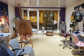A reprendre fonds de commerce SALON DE COIFFURE MIXTE à OYONNAX