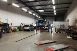 A reprendre GARAGE AUTOMOBILE secteur OYONNAX
