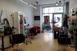 A reprendre fonds de commerce COIFFURE MIXTE à BELLEY