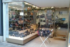 A reprendre, magasin de chaussures, Montluçon et arrondissement (Allier)
