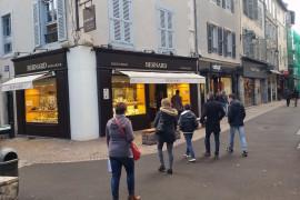 A vendre bijouterie Aurillac (Cantal)