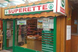 a vendre superette laveissiere (cantal)