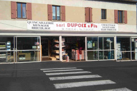 a vendre quincaillerie neussargues (cantal)