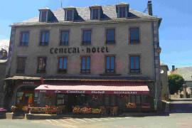 A vendre hotel à neuveglise (cantal)