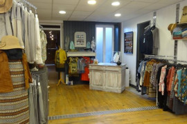 Boutique de prêt-à-porter à reprendre en Charente-Maritime