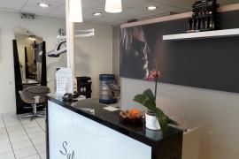 Salon de Coiffure à reprendre en Charente-Maritime