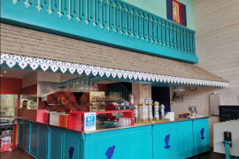Crêperie glacier salon de thés à reprendre à Royan