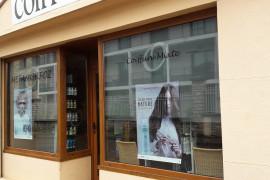 Salon de coiffure dans quartier de Besançon