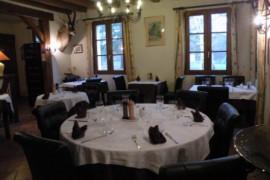 Restaurant Gièvres - Salle