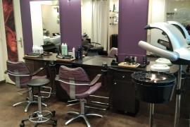 Salon de coiffure a vendre