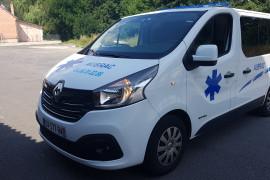 Ambulance taxi vsl