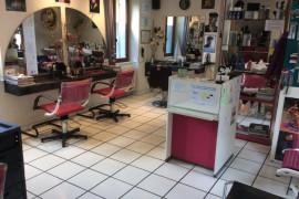 à céder salon de coiffure