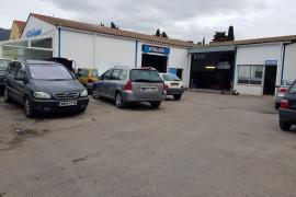 Garage Piquéras cours atelier