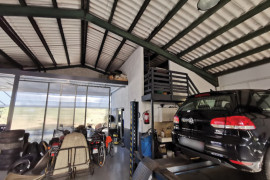 Garage Piquéras atelier 1