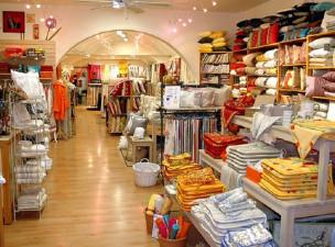 Linge de maison et tissus reprendre val de durance - Society linge de maison boutique ...