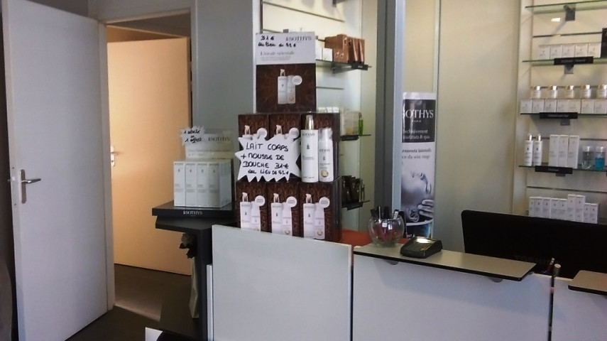A reprendre fonds de commerce INSTITUT DE BEAUTE proche OYONNAX