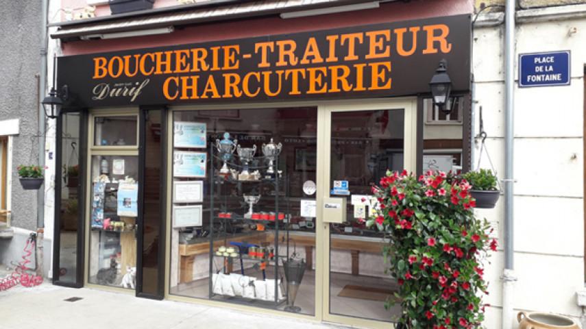 Boucherie Champs-sur-Tarentaine