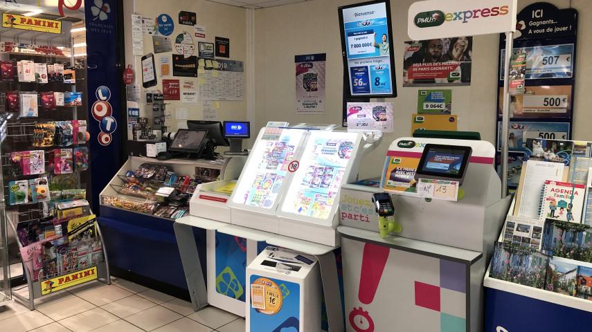 Presse Librairie Papeterie Loterie à reprendre en Charente-Maritime