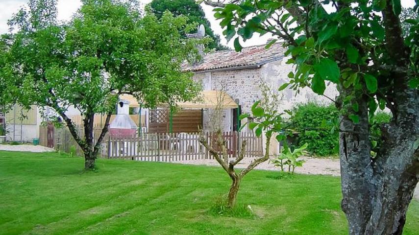 Activité de location de GITES à reprendre en Charente-Maritime