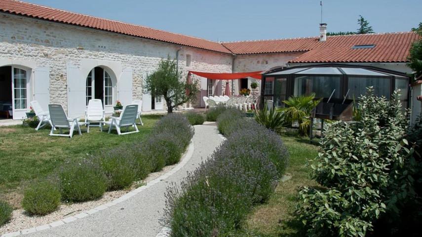 Gite à vendre en Charente-Maritime