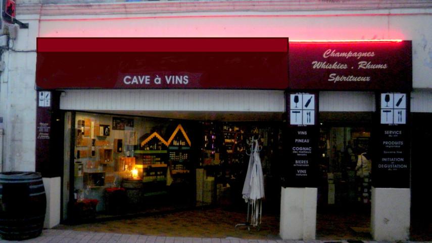 Cave à reprendre en Charente-Maritime