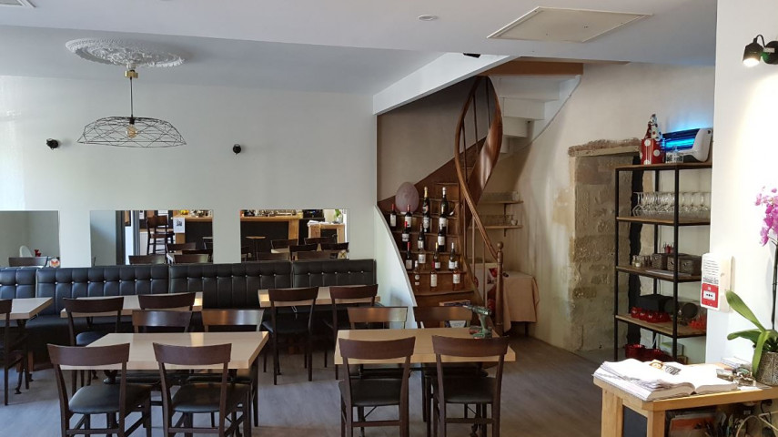 La salle bistrot