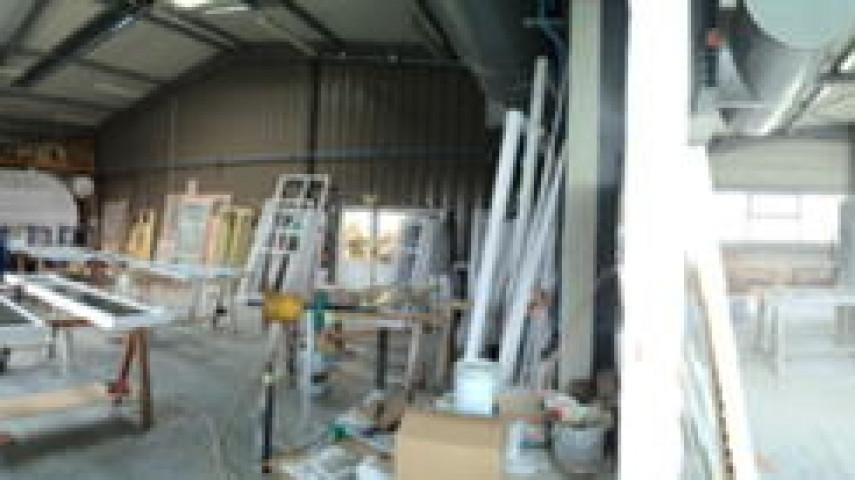 Atelier menuiserie bois