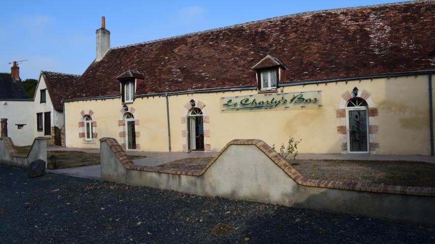 Bar Restaurant Piscine Neuvy Pailloux