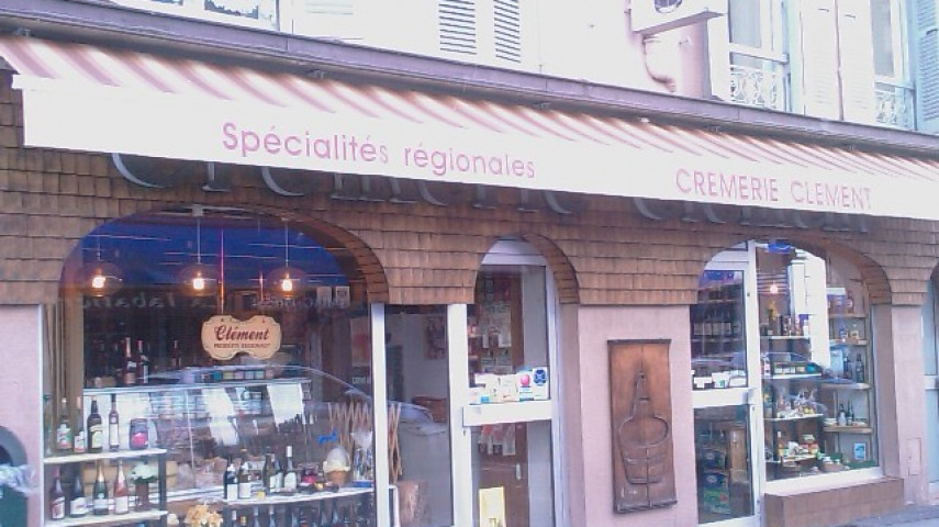 Extérieur boutique