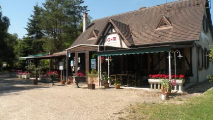 Restaurant Gièvres - Vue extérieure