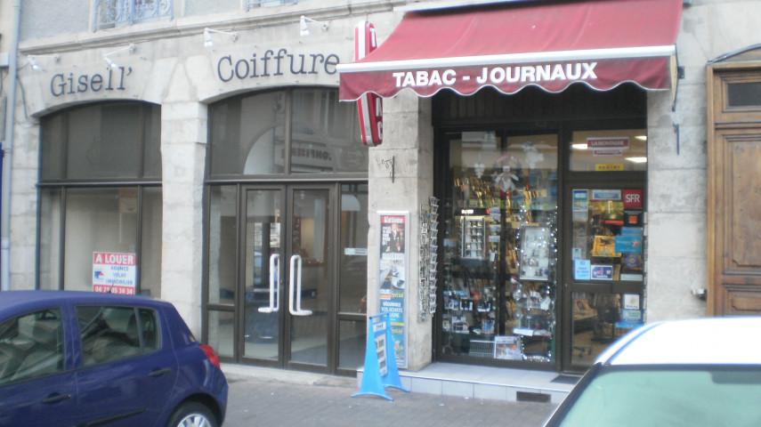 facade Bar Tabac Presse Le Puy En Velay