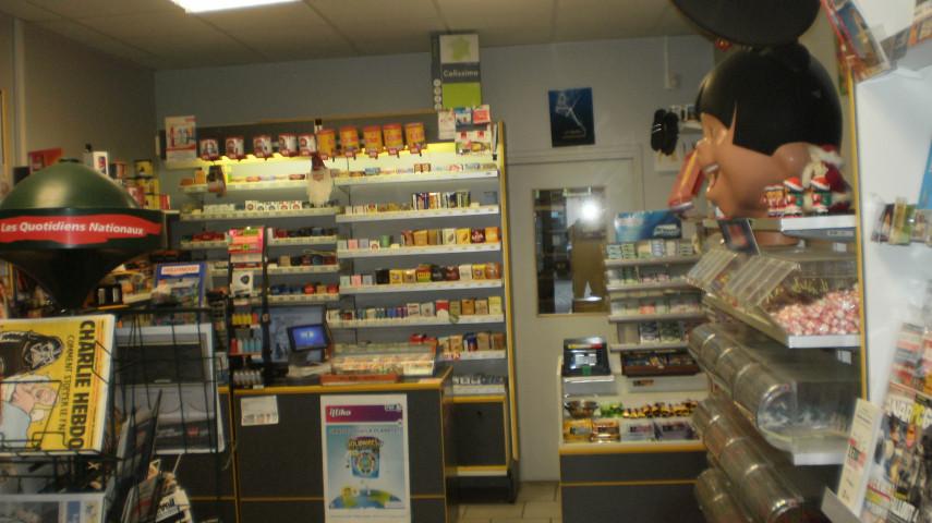 Interieur Bar-Tabac-Presse Le Puy-En-Velay