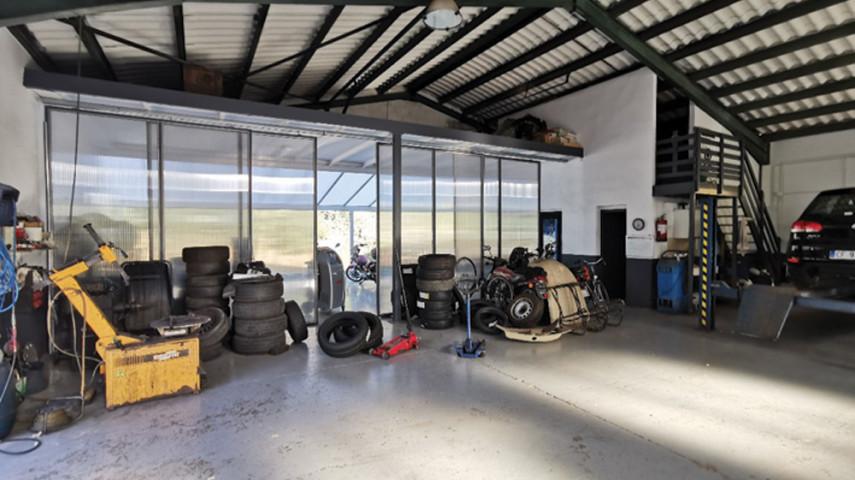 Garage Piquéras atelier 2