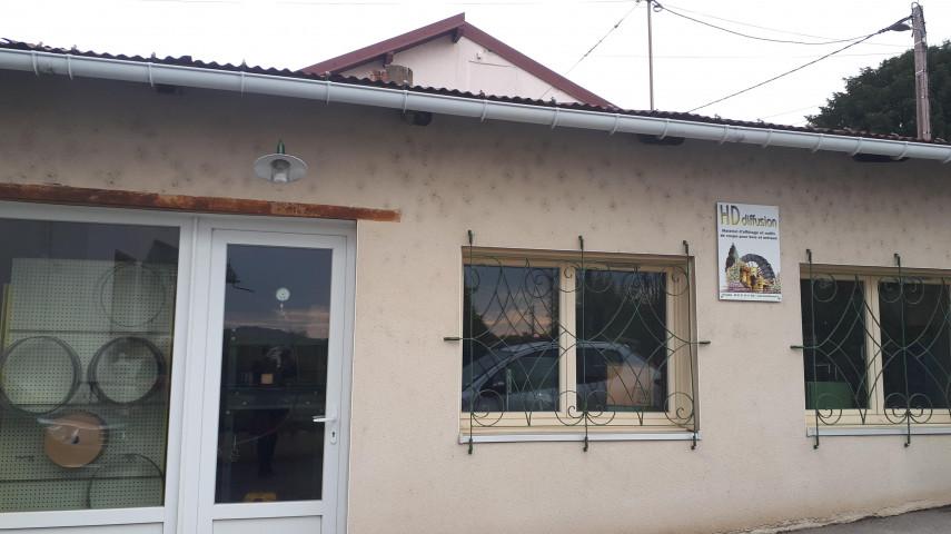 bâtiment extérieur