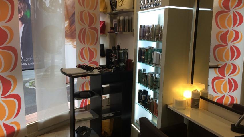 Salon de coiffure Rouen rive droite