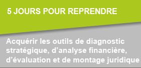 Formation « 5 jours pour REPRENDRE » - CCI Lyon Métropole