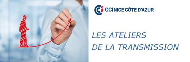 Anticiper, pour réussir votre transmission! (CCI Nice Côte d'Azur - 17/10/18 et 14/11/18)