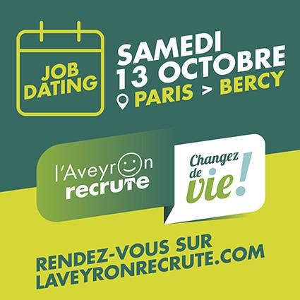 L'Aveyron et des entreprises à reprendre, 13 octobre 2018 à Paris (Bercy)