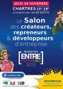 Rencontres [ENTRE-PRENEURS] - 14 novembre 2019 à Chartres