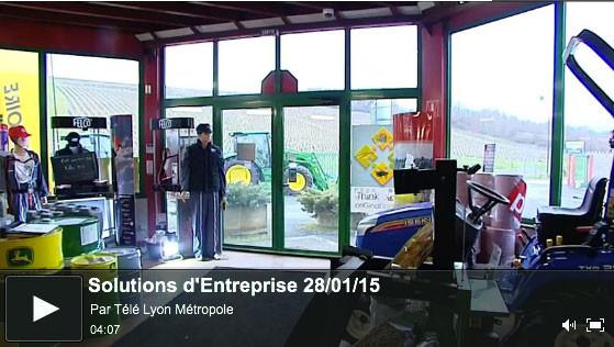 Coup de projecteur sur une reprise à Pouilly-le-Monial (Rhône)