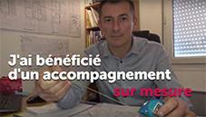 J'ai bénéficié d'un accompagnement sur mesure (Haute-Saône - 70)