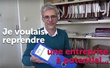 Je voulais reprendre une entreprise à potentiel (Saône-et-Loire - 71)